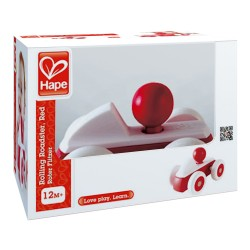 Hape Rolling Roadster - Red