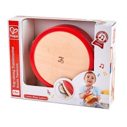 Hape Tap Along Tambourine