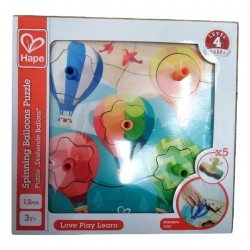 Hape Spinning Balloons Puzzle