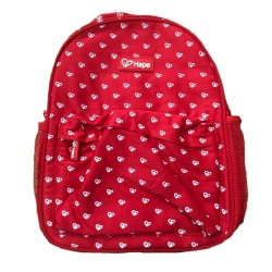 Hape Little Kid Backpack - Red