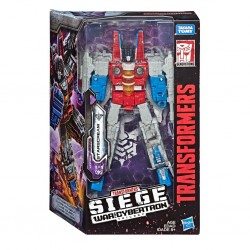 Transformers Generations War for Cybertron: Siege Voyager WFC-S24 Starscream