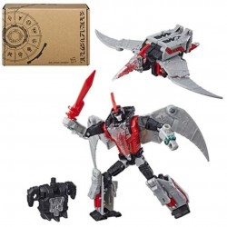 Transformers Generations Selects Dinobot Red Swoop, Power of the Primes Deluxe Class Figure