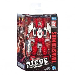 Transformers Toys Generations War for Cybertron Deluxe WFC-S22 Autobot Six-Gun Weaponizer