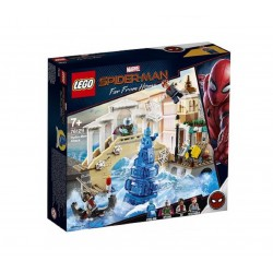 LEGO Marvel Super Heroes 76129 Spider-Man Hydro-Man Attack
