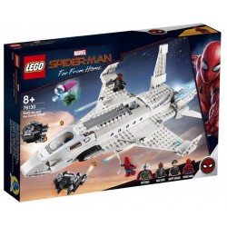 LEGO Marvel Super Heroes 76130 Spider-Man Stark Jet and Drone