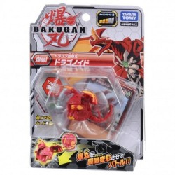 Bakugan Battle Planet 001 Dragonoid Red Basic Pack