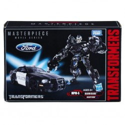 Transformers Movie Series Masterpiece MPM-5 Decepticon Barricade