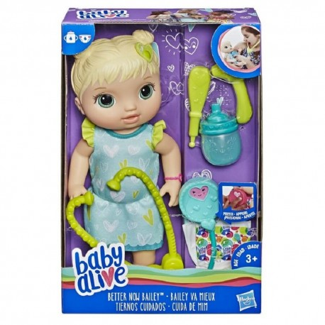 Baby Alive Better Now Bailey Blonde Hair
