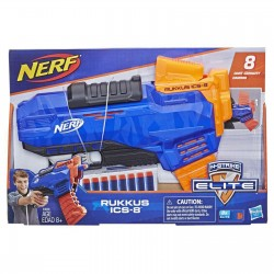 Nerf N-Strike Elite Rukkus ICS-8