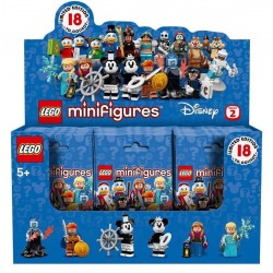 LEGO Collectible Minifigures 71024 The Disney Series 2 Complete Box of 60
