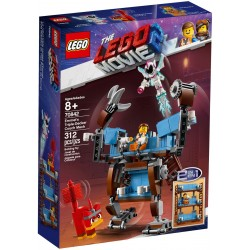 LEGO The LEGO Movie 2 70842 Emmet's Triple-Decker Couch Mech