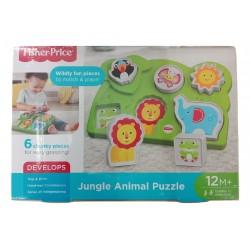 Fisher Price Jungle Animal Puzzle