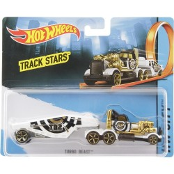 Hot Wheels Turbo Beast Vehicle