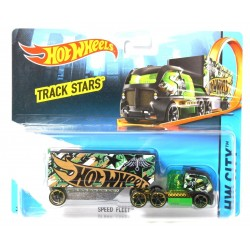 Hot Wheels Speed Fleet Vehicle
