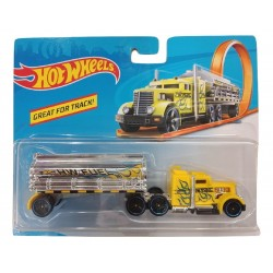 Hot Wheels Fuel & Fire Vehicle