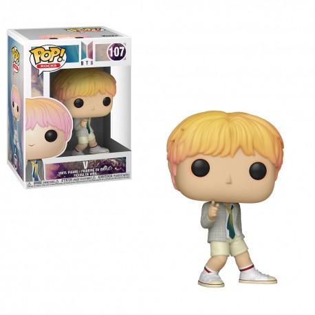 Funko Pop! Rocks 107: BTS - V