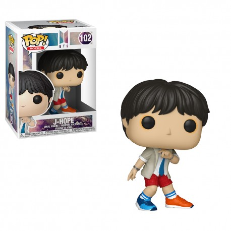 Funko Pop! Rocks 102: BTS - J-Hope
