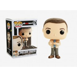 Funko Pop! TV 776: Big Bang Theory - Sheldon