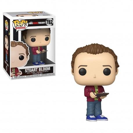 Funko Pop! TV 782: Big Bang Theory - Stuart