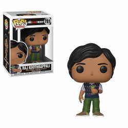 Funko Pop! TV 781: Big Bang Theory - Raj