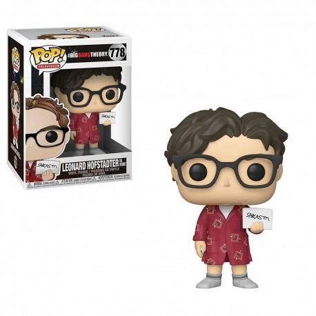 Funko Pop! TV 778: Big Bang Theory - Leonard