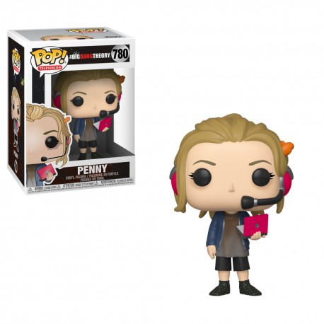 Funko Pop! TV 780: Big Bang Theory - Penny
