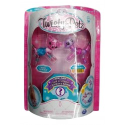 Twisty Petz Frostie Polar Bear, Purrela Kitty and Surprise Collectible