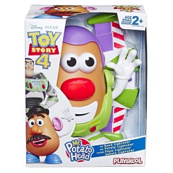 Playskool Mr. Potato Head Disney Pixar Toy Story 4 Spud Lightyear Figure