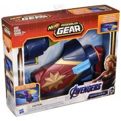 Marvel Avengers: Endgame Nerf Captain Marvel Assembler Gear