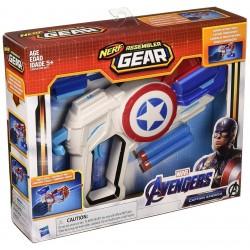 Marvel Avengers: Endgame Nerf Captain America Assembler Gear 2.0
