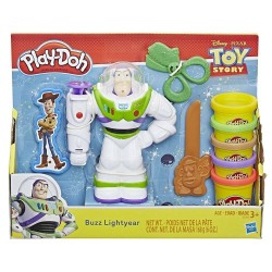 Play Doh Disney Pixar Toy Story Buzz Lightyear Set