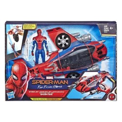 Marvel Spider-Man: Far From Home Spider-Jet with Spider-Man