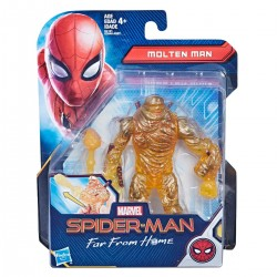 Marvel Spider-Man: Far From Home Concept Series Molten Man