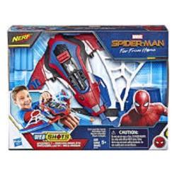 Marvel Spider-Man Web Shots Spiderbolt