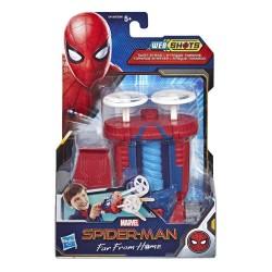Marvel Spider-Man Web Shots Twist Strike Blaster