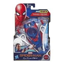 Marvel Spider-Man Web Shots Disc Slinger Blaster