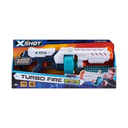 X-Shot Excel-Turbo Fire with 48 Darts