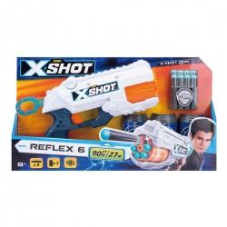 X-Shot Excel Dread Shot 8 Darts Reflex 6