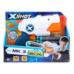 X-Shot MK3 Dart Blaster with 8 Darts