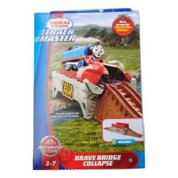 Thomas & Friends TrackMaster Trestle Brave Bridge Collapse