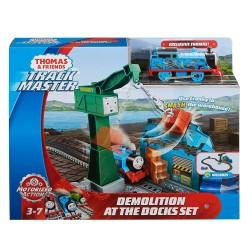 Thomas & Friends TrackMaster Demolition at the Docks