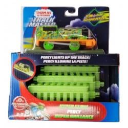 Thomas & Friends TrackMaster Hyper Glow Percy