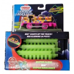 Thomas & Friends TrackMaster Hyper Glow Nia