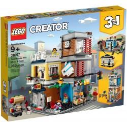 LEGO Creator 31097 Townhouse Pet Shop & Cafe