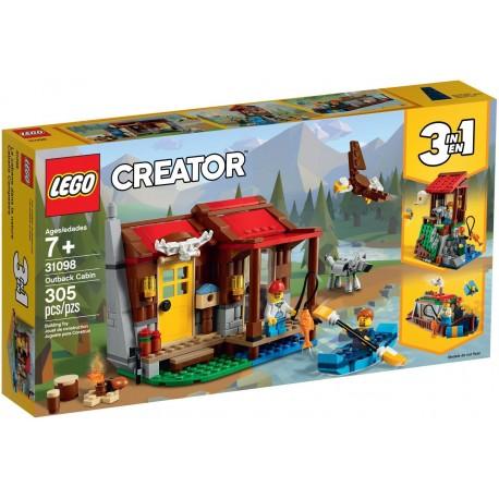 LEGO Creator 31098 Outback Cabin