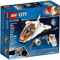 LEGO City 60224 Satellite Service Mission