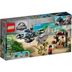 LEGO Jurassic World 75934 Dilophosaurus on the Loose