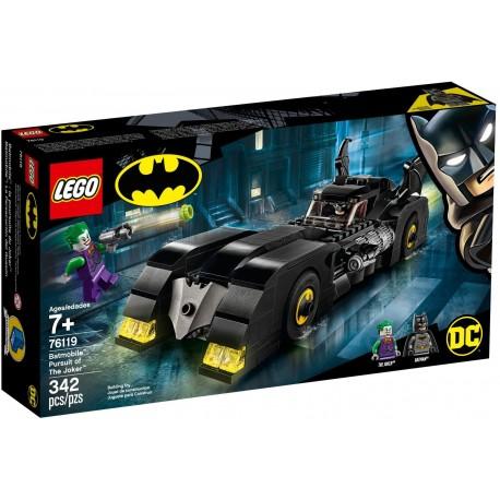 LEGO DC Super Heroes 76119 Batmobile: Pursuit of The Joker
