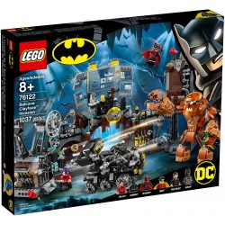 LEGO DC Super Heroes 76122 Batcave Clayface Invasion