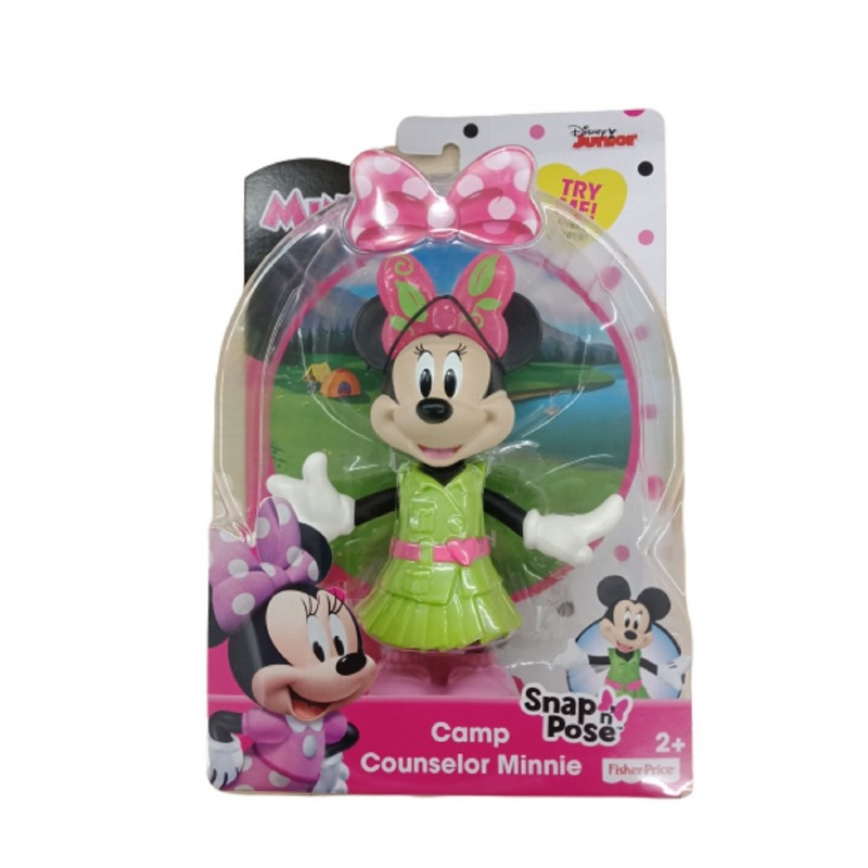 7d206cb749b0a Fisher-Price Disney Minnie Mouse - Camp Counselor Minnie. Loading zoom